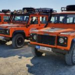 Jimmys Jeep Adventures Vehicle Fleet